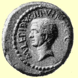 Contents -- Previous Article -- Next ArticleLepidus From Julius Caesar